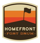Homefront Fort Drum Logo Square